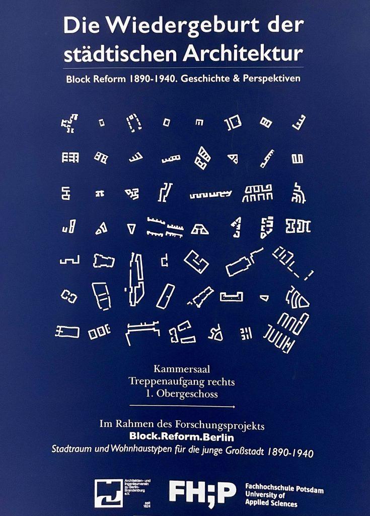 NEW LECTURE: Die Wiedergeburt der städtischen Architektur, Berlin, September 23, 2021